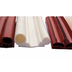 Silicone strips profiles | Silicone Molding