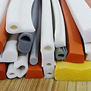flame retardant silicone strips | silicone molding