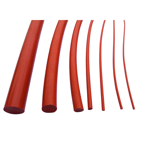 Solid Silicone Extrusion Cord | Silicone Molding